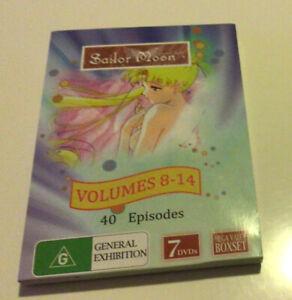 Sailor Moon An Eternal Flight DVD Boxset
