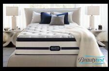 New Simmons Beautyrest Recharge Luxury Firm Pillow Top King Size Mattress