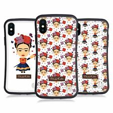 OFFICIAL FRIDA KAHLO DOLL HYBRID CASE FOR APPLE iPHONES PHONES