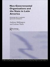 Non-Governmental Organizations and the State in Latin America:-ExLibrary