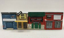 N scale DOWNTOWN DECO ADAMS AVE. PART TWO