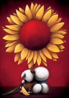 "DOUG HYDE  ""MY SUNSHINE""   LTD EDT GICLEE PRINT MOUNTED"