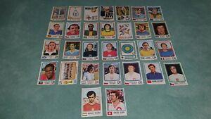 30 Stickers PANINI World Cup München 1974 (Original)