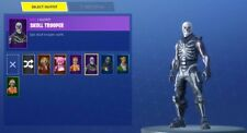Fortnite Random Account ( Guaranteed 1-50 skins) PC and Mobile only!
