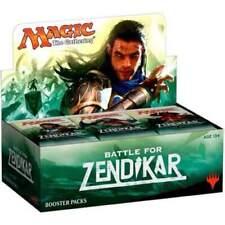 Magic the Gathering (MTG) Battle for Zendikar Sealed Booster Box (English)