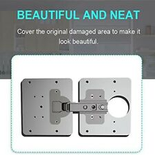 Hinge Repair Plate - For Cabinet Furniture Drawer Window