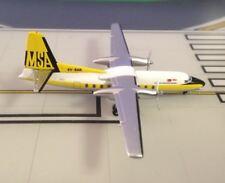 MSA-Malaysian Singapore Fokker F-27-200 9V-BAR 1/400 scale diecast Aeroclassics