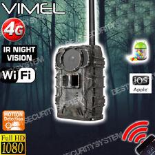 4G Trail Camera Owlzer Hunting Security WIFI Black Flash Farm Smart Guard 3G