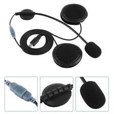 Accessories Bluetooth Headset Headphone Microphone For V8 Motorcycle Helmet