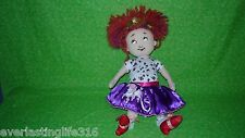 "FANCY NANCY Plush Doll 15"" tall Madame Alexander Toys R Us Poodle Skirt"