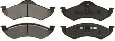 Front Semi Metallic Brake Pads 2000-2002 Dodge Dakota Dodge Durango