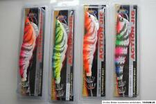 Set 4 X SEPPIE POLIPI SQUID JIG Action RONDINE FLUO GR. 3.5