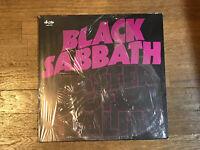 Black Sabbath LP in Shrink - Master of Reality - Ariston ARM 42013 Italian Press