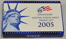 2005-S Proof Set United States US Mint - 10 Coins - Free Shipping