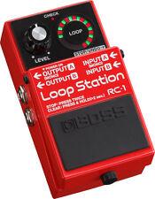 BOSS RC 1 Loop Station Effetto pedale chitarra elettrica GARANZIA ITALIA