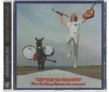 THE ROLLING STONES IN CONCERT GET YER YA-YA'S OUT! CD DSD REMASTERED SIGILLATO!!