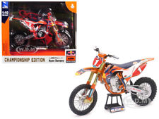 KTM 450 SX-F #1 R.DUNGEY RED BULL 1/10 DIECAST MOTORCYCLE MODEL BY NEW RAY 57953