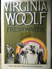 Freshwater by Virginia Woolf, First Edition USA