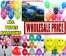 100 x New Latex large ballons air & Helium happy birthday Party Balloons baloons