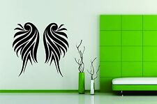 Wall Sticker Decal Vinyl Decor Biker Bike Wings Tattoo Car Truck