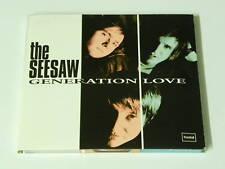 The Seesaw - Generation Love / Freefall 2004 / Rar