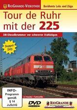 Doppel-DVD Tour de Ruhr mit der 225 Rio Grande