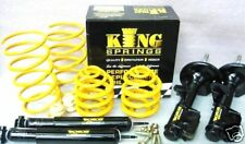 VE COMMODORE 50mm SUPER LOW COIL SPRINGS & MONROE GT SHOCKS SUSPENSION KIT