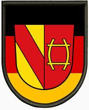 Wappen von  Rastatt Aufnäher, Pin, Aufbügler