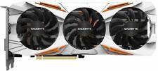 Gigabyte NVIDIA GeForce GTX 1080 Ti GAMING OC 11G 11 GB GDDR5x 352 Bit White