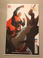 ACTION COMICS 1003 FRANCIS MANAPUL VARIANT COVER 2019 superman batman dc comics