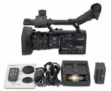 Sony HVR-Z7U Professional HDV Camcorder Package Unit 1 of 4 3009