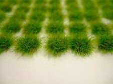 GREEN GRASS 117 Very Fine Self-Adhesive 6mm Tufts UK Made Ships FAST from US
