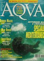 AQUA N.125 1997 BONEO MALESE MAR ROSSO EOLIE