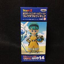 BULMA Dragon Ball Super World Collectable Figure DWC BANPRESTO WCF Namekk DBZ014