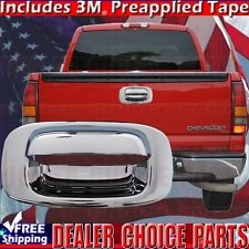1999-2006 CHEVY SILVERADO GMC SIERRA 1500 Chrome Tailgate Handle COVER