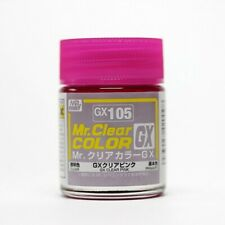 VOLKS Mr Hobby Color GX107 GX Deep Clear Purple Color Figure Doll Plastic Model
