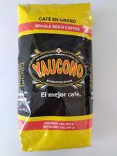 1 Bag Cafe Yaucono of Whole Bean Yaucono Puerto Rican Coffee 2 lbs.