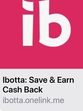 Ibotta Referral Code mrfdwka $10 Bonus Cash Back Savings Rewards Coupons MRFDWKA