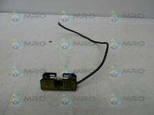 BUSSMANN BM6031SQ FUSE HOLDER (AS PICTURED) * USED *