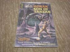 Korak: Son of Tarzan #25 (1964 series) Gold Key Comics
