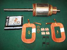Delco Starter Armature Field Coil kit 12 volt Conversion John Deere 1107127 420