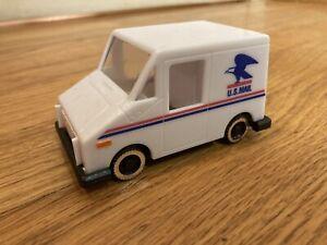Vintage Rare JSNY US Mail Truck Stamp Dispenser Plastic Car