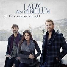 Lady Antebellum ON THIS WINTER'S NIGHT 12 Christmas Songs MUSIC New Vinyl LP