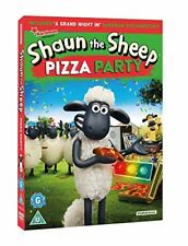 Shaun The Sheep -  Pizza Party [DVD][Region 2]