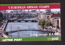 Ireland 1999 Dublin Booklet mint stamps SGSB71