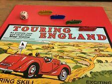 Touring England mit Jaguar XK 120 OTS Spielfiguren aus Metall