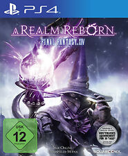 Final Fantasy XIV A Realm Rebor-online Pellicola ps4+in