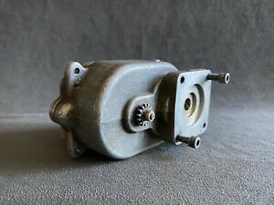Cessna Flap Motor Gearbox Assembly, P/N 0861552
