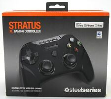 NEW SteelSeries Stratus XL Console Style Wireless iOS Gaming Controller PC/