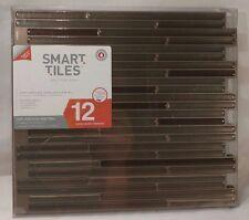 Smart Tiles Loft Maronne mosaik 12 pack peel & stick wall tile backsplash